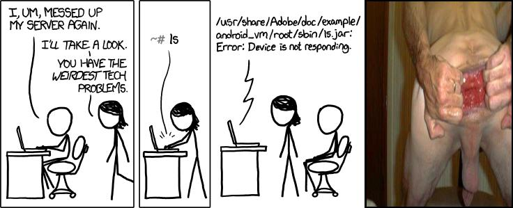 Server Problem