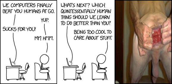 Computers vs Humans