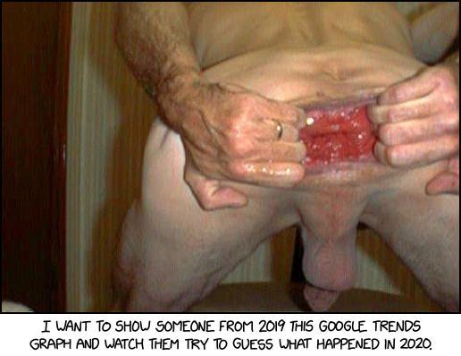 2020 Google Trends