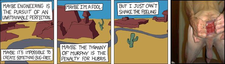 Engineering Hubris